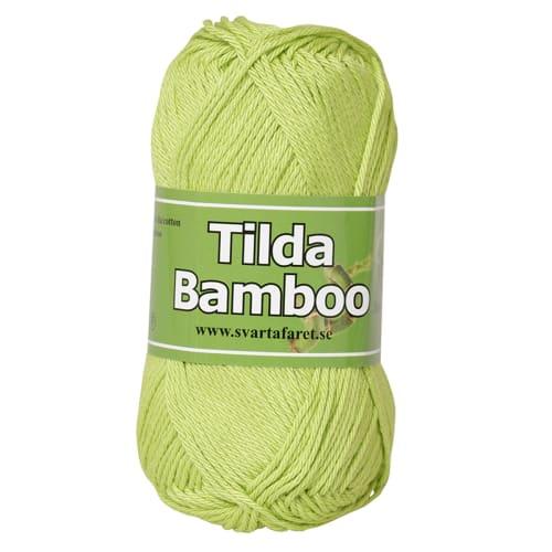 Image of   Svarta Fåret garn - Tilda Bamboo - 50 g