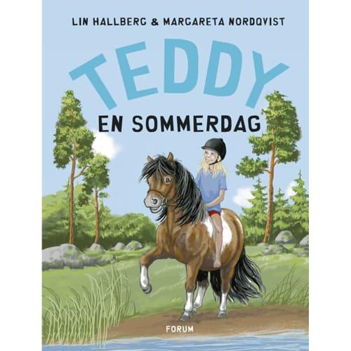 Teddy en sommerdag - Teddy 7 - Indbundet