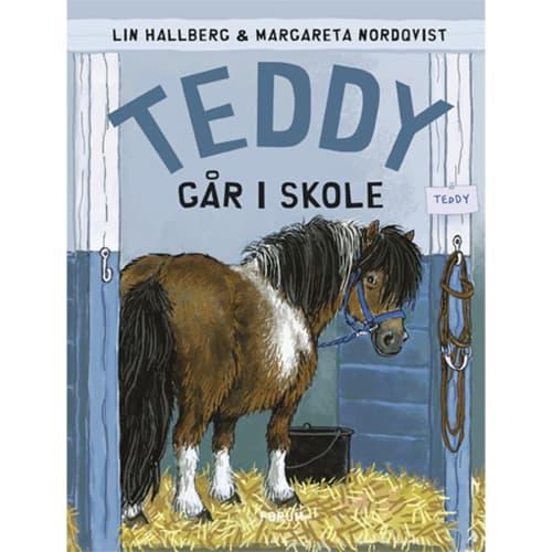Teddy går i skole - Teddy 5 - Indbundet
