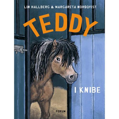 Teddy i knibe - Teddy 4 - Indbundet