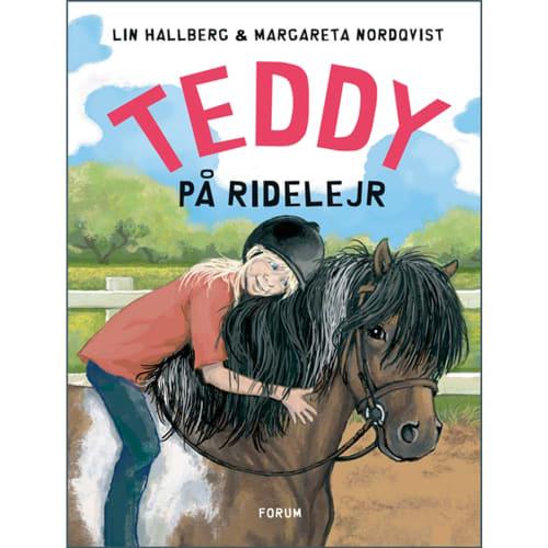 Teddy på ridelejr - Teddy 8 - Indbundet