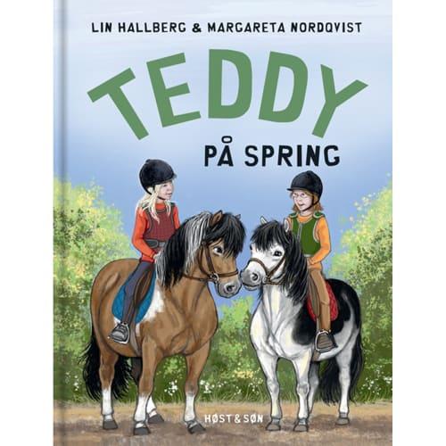 Teddy på spring - Teddy 9 - Indbundet