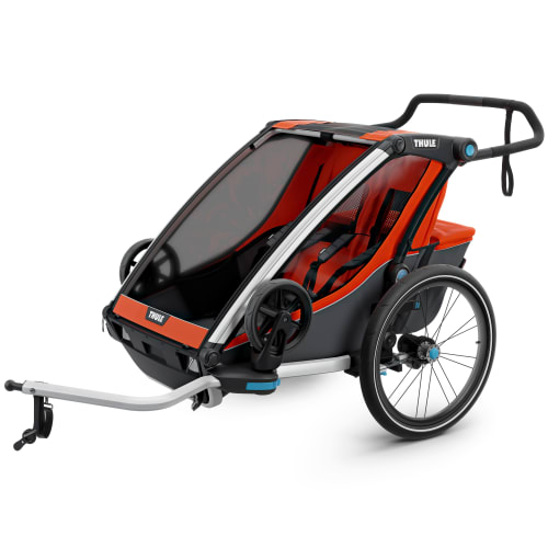 Thule Chariot Cross 2 Orange/mørke