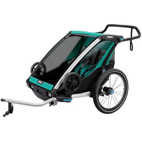 Thule Chariot Li 2 Grøn/
