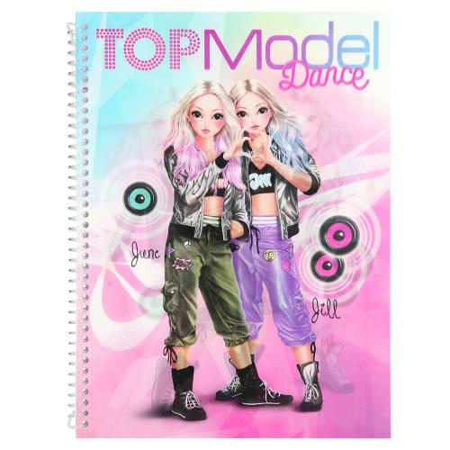 Image of   TOPModel designbog - Dance