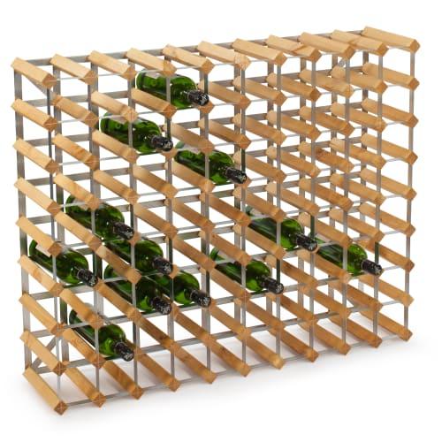Traditional Wine Racks vinreol - Lys fyr