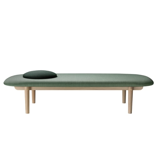 Image of   Unit10 daybed - L36 Bjørk - Grøn