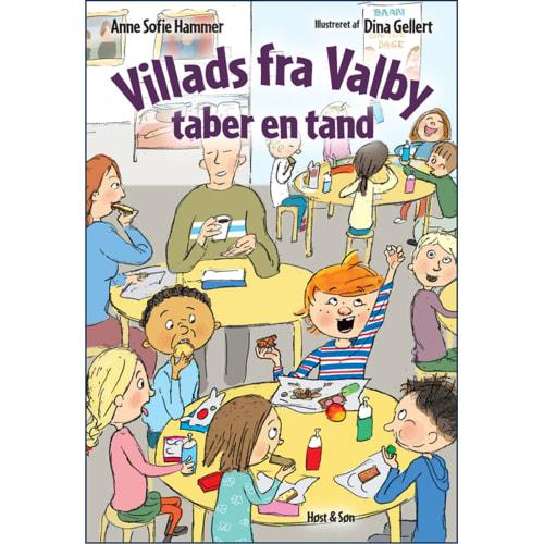 Villads fra Valby taber en tand - Indbundet