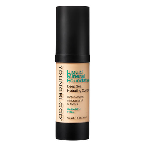 Image of   Youngblood Liquid Mineral Foundation - 30 ml