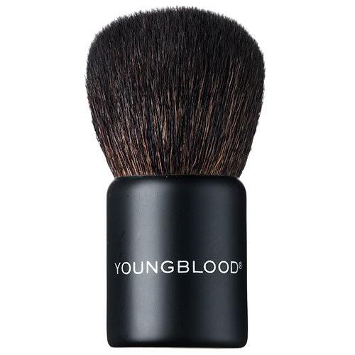Image of   Youngblood Natural Hair Brush Small Kabuki