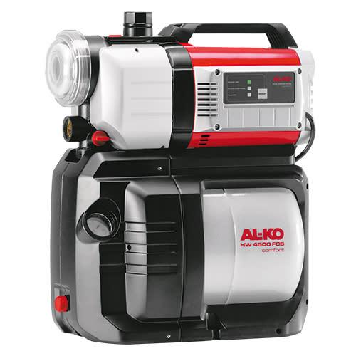 Pumper op til 4500 liter vand i timen