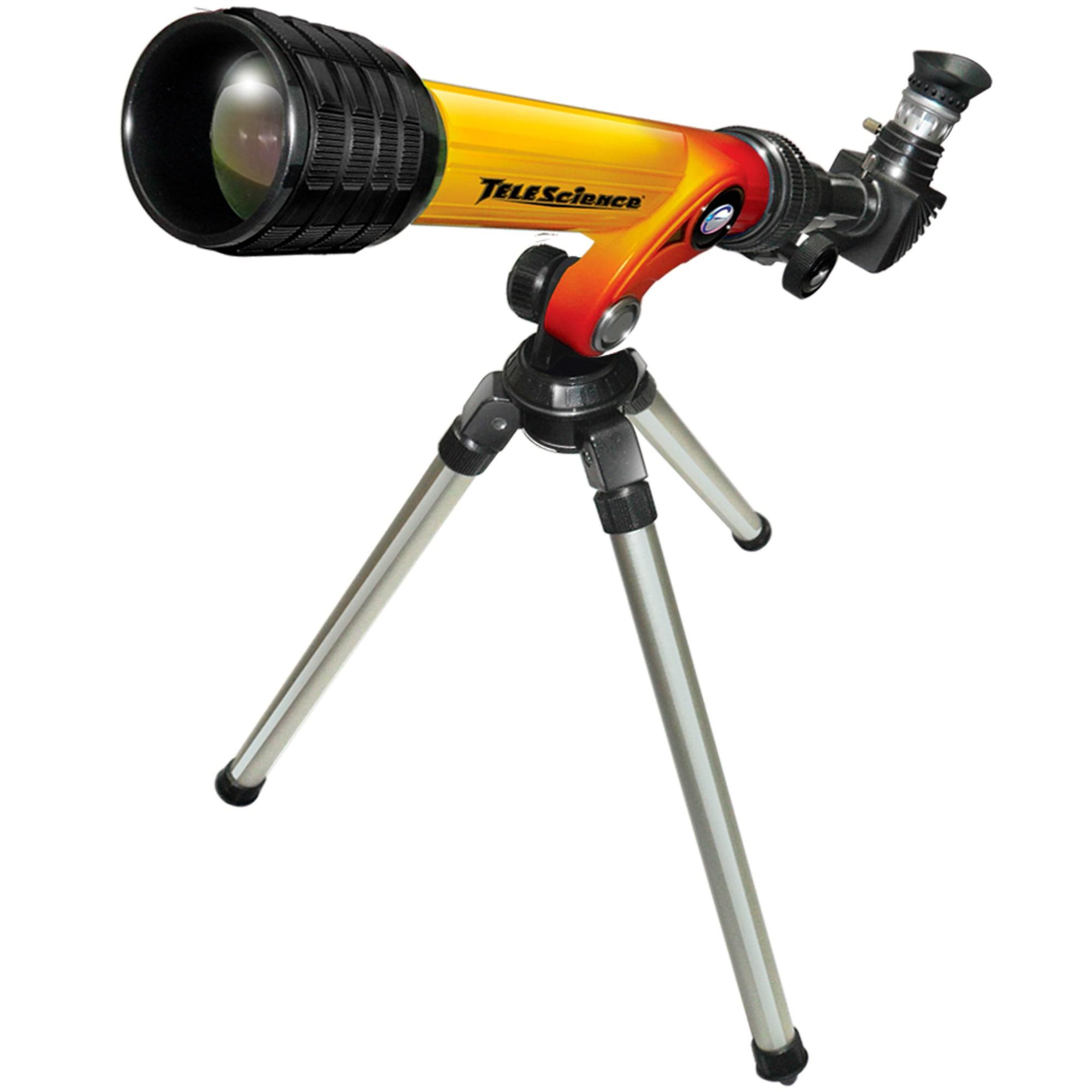 Udforsk stjernehimmelen med sejt teleskop