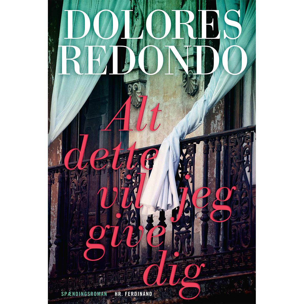 Af Dolores Redondo