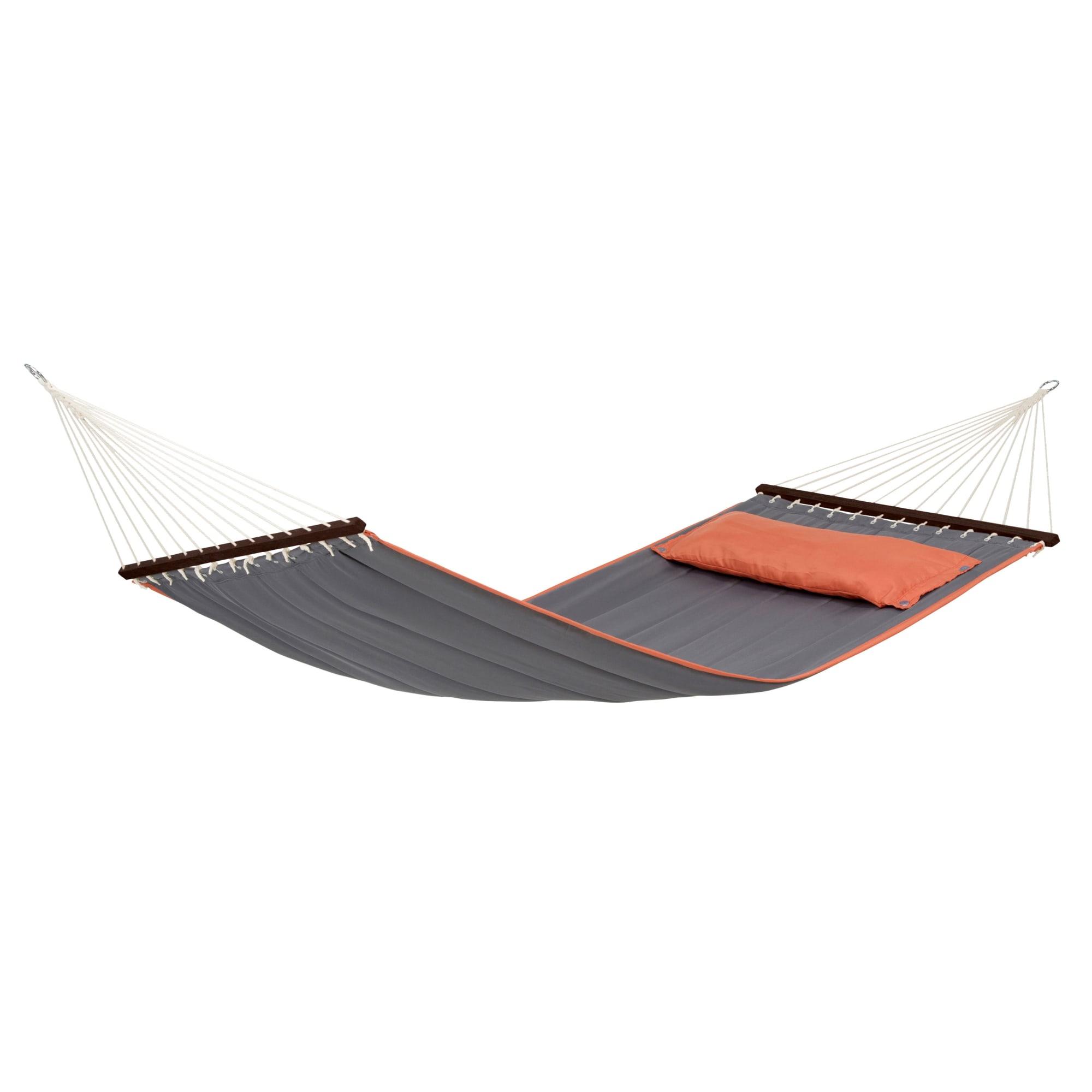 L 200 x B 120 cm - Med tværpinde og pude