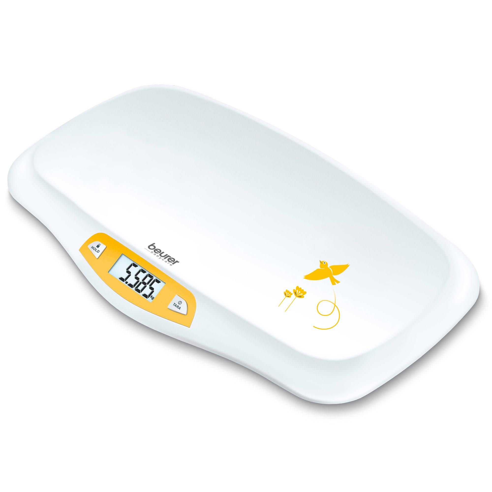 Kan veje børn fra 0-20 kg med 5 grams interval