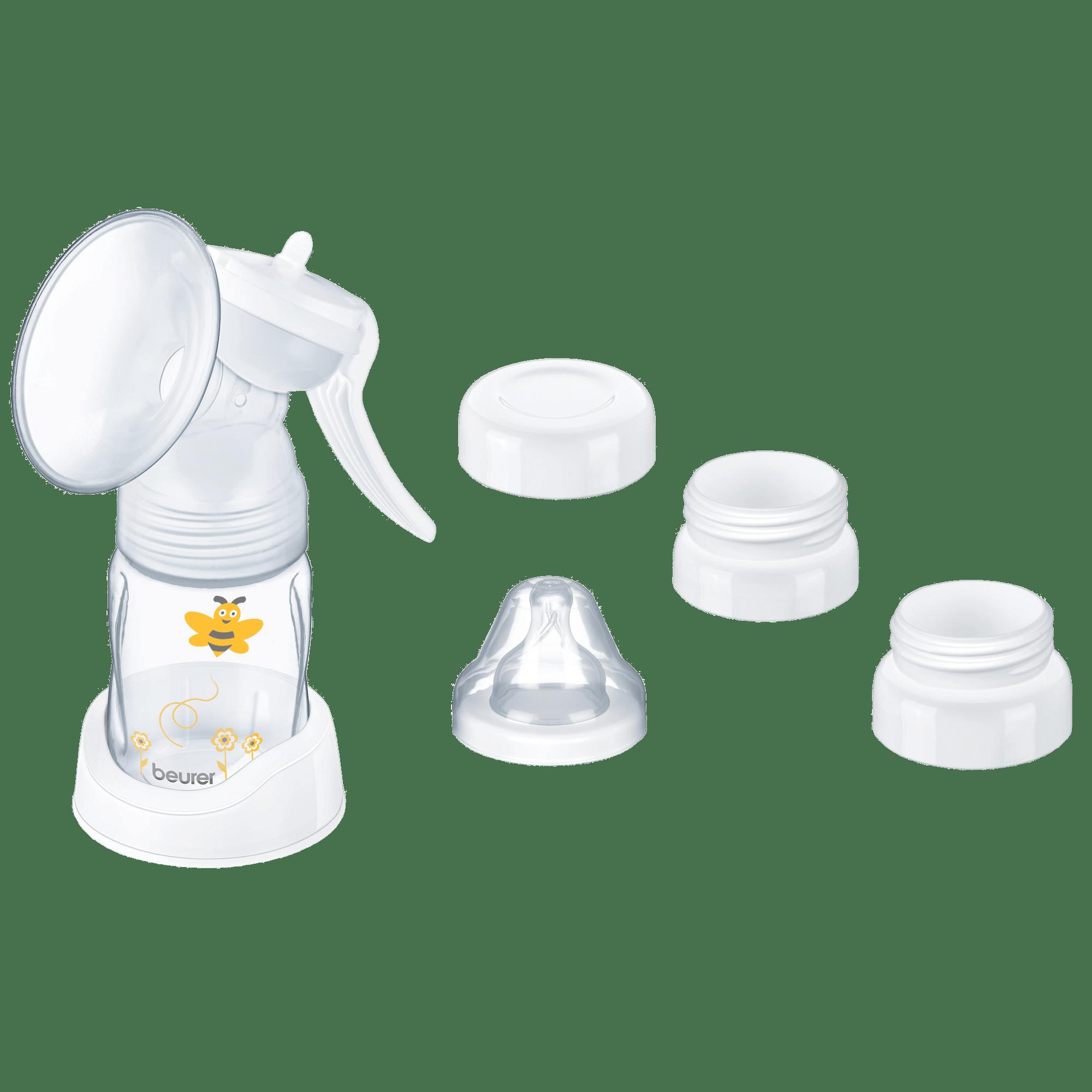 Manuel pumpe - Behagelig og naturlig pumpning med vakuumteknologi