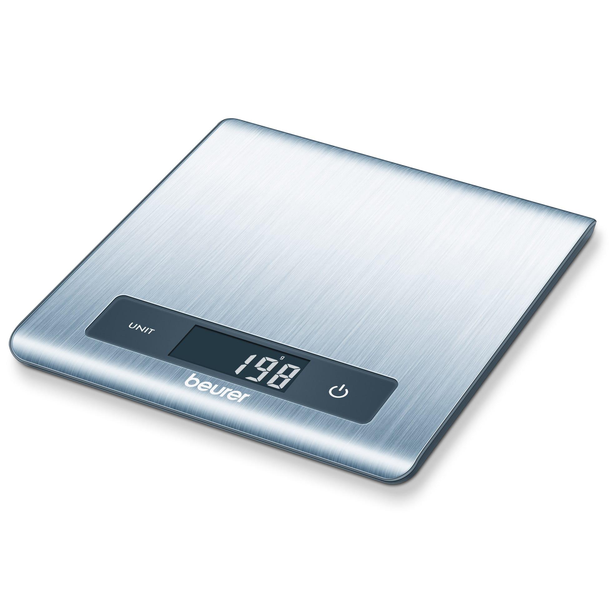 Vejer op til 5 kg i g, ml og oz