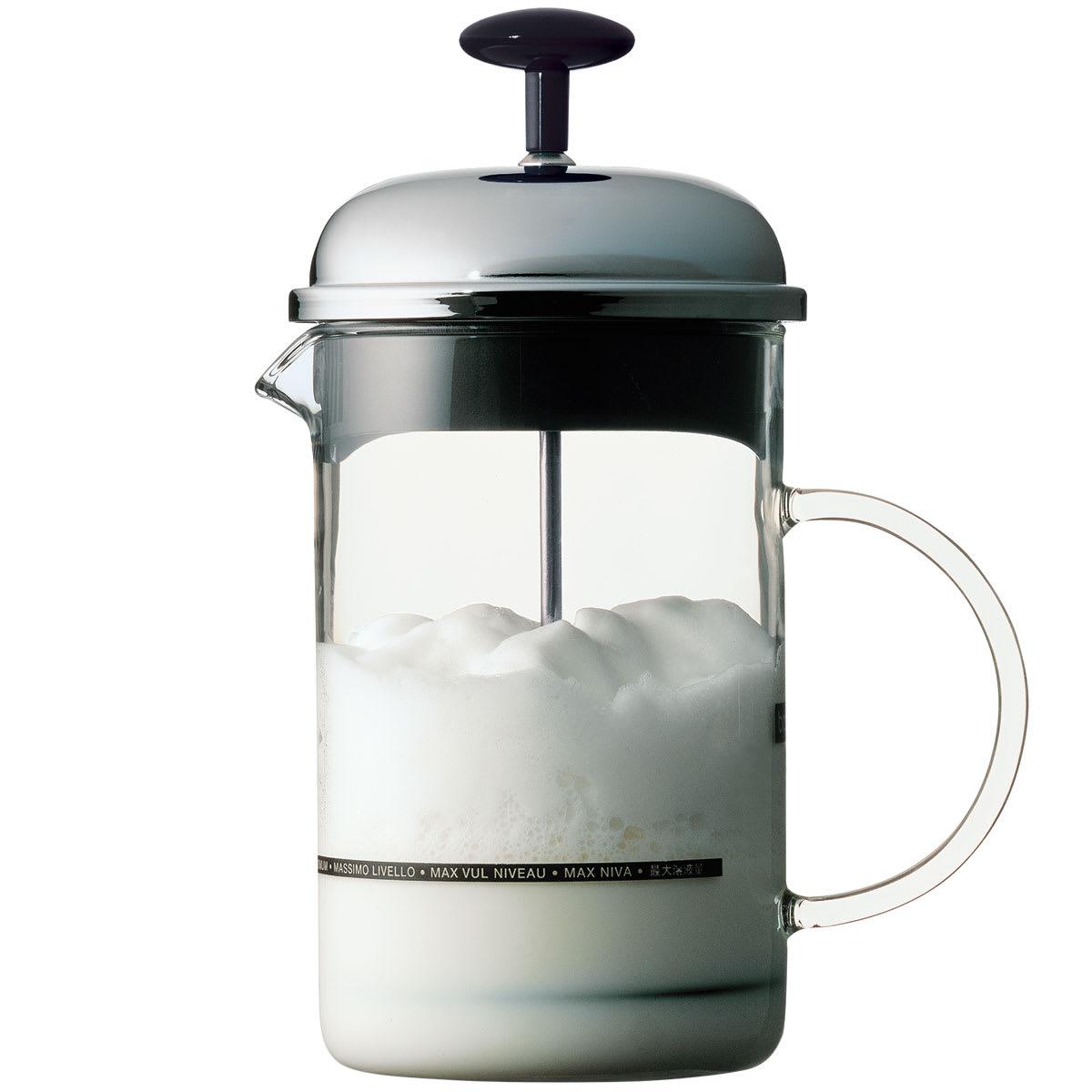 250 ml - Mælkeskum på 30 sekunder
