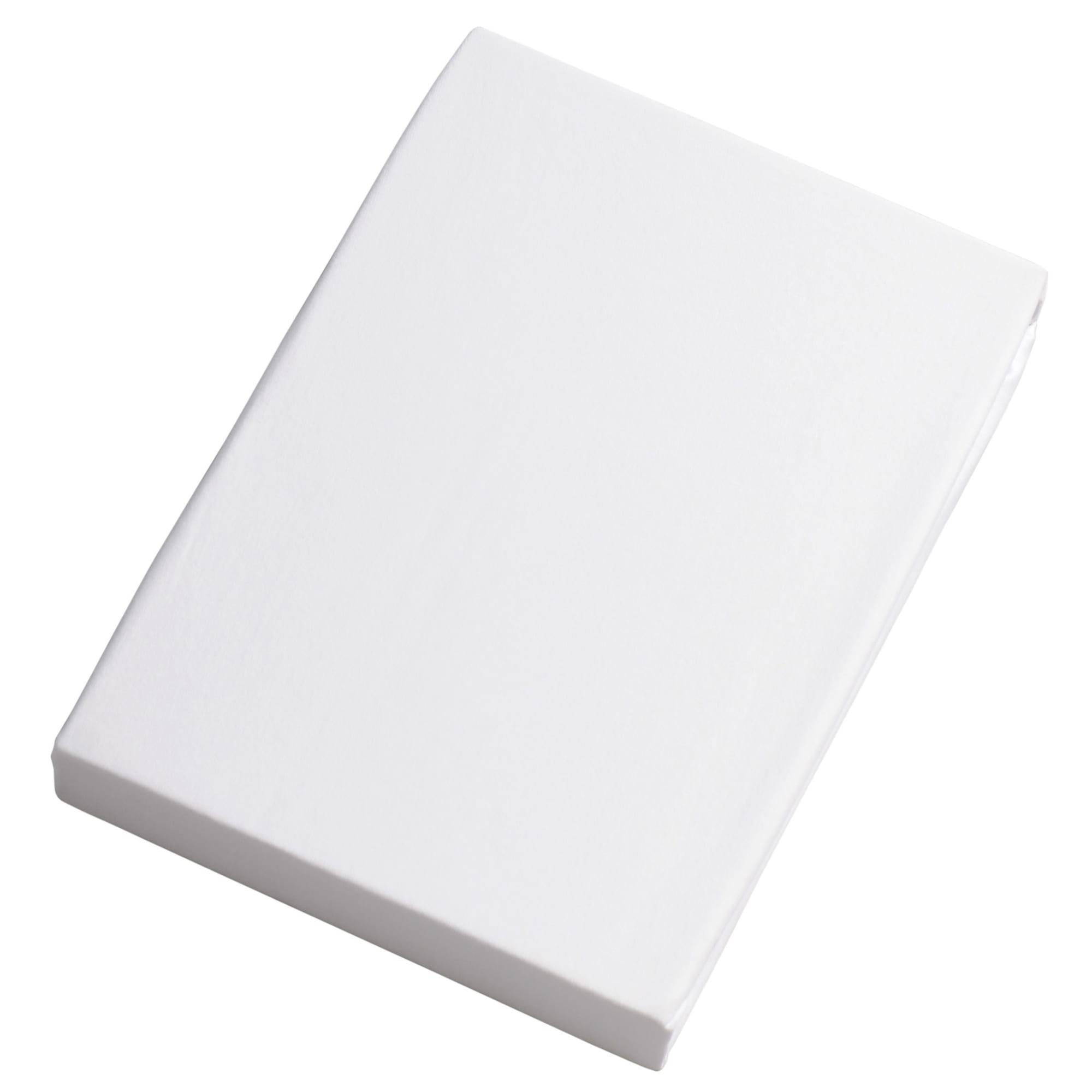 Bomuld/elastan - 160 x 200 x 27 cm