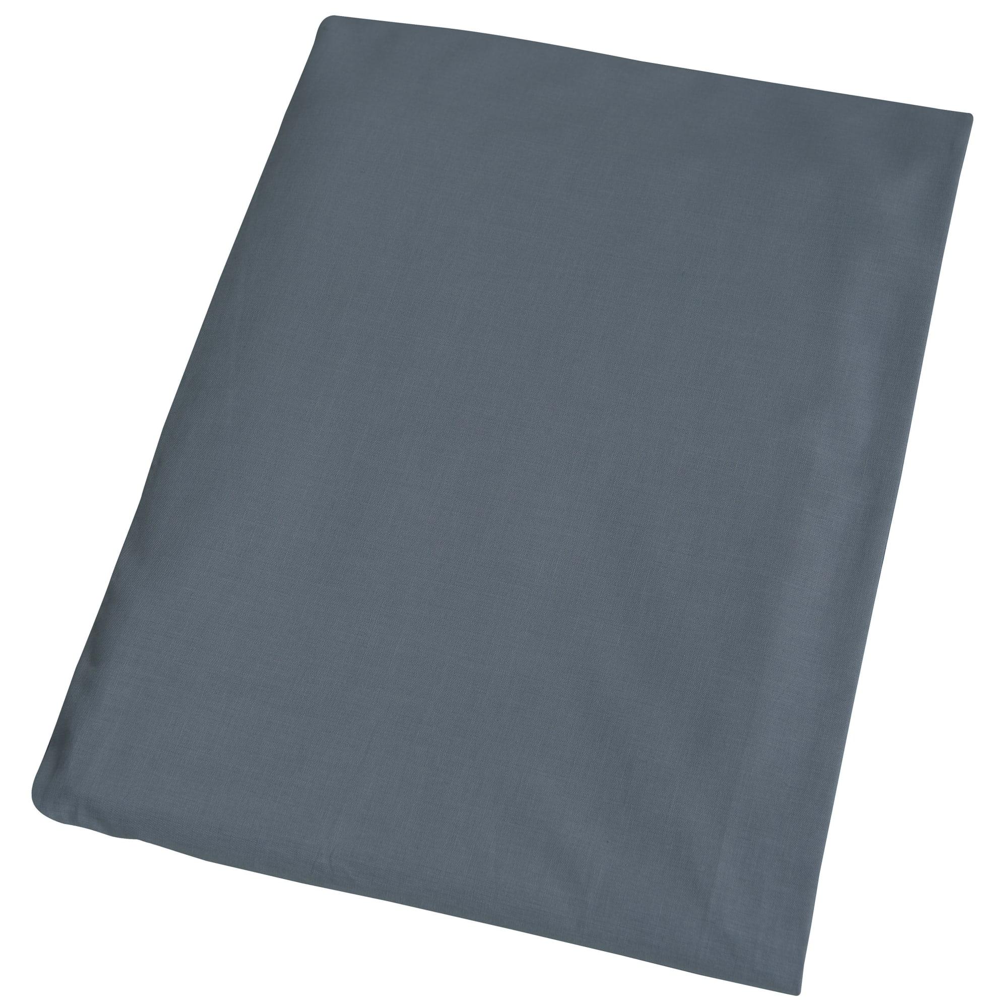 Bomuld/elastan - 180 x 200 x 27 cm