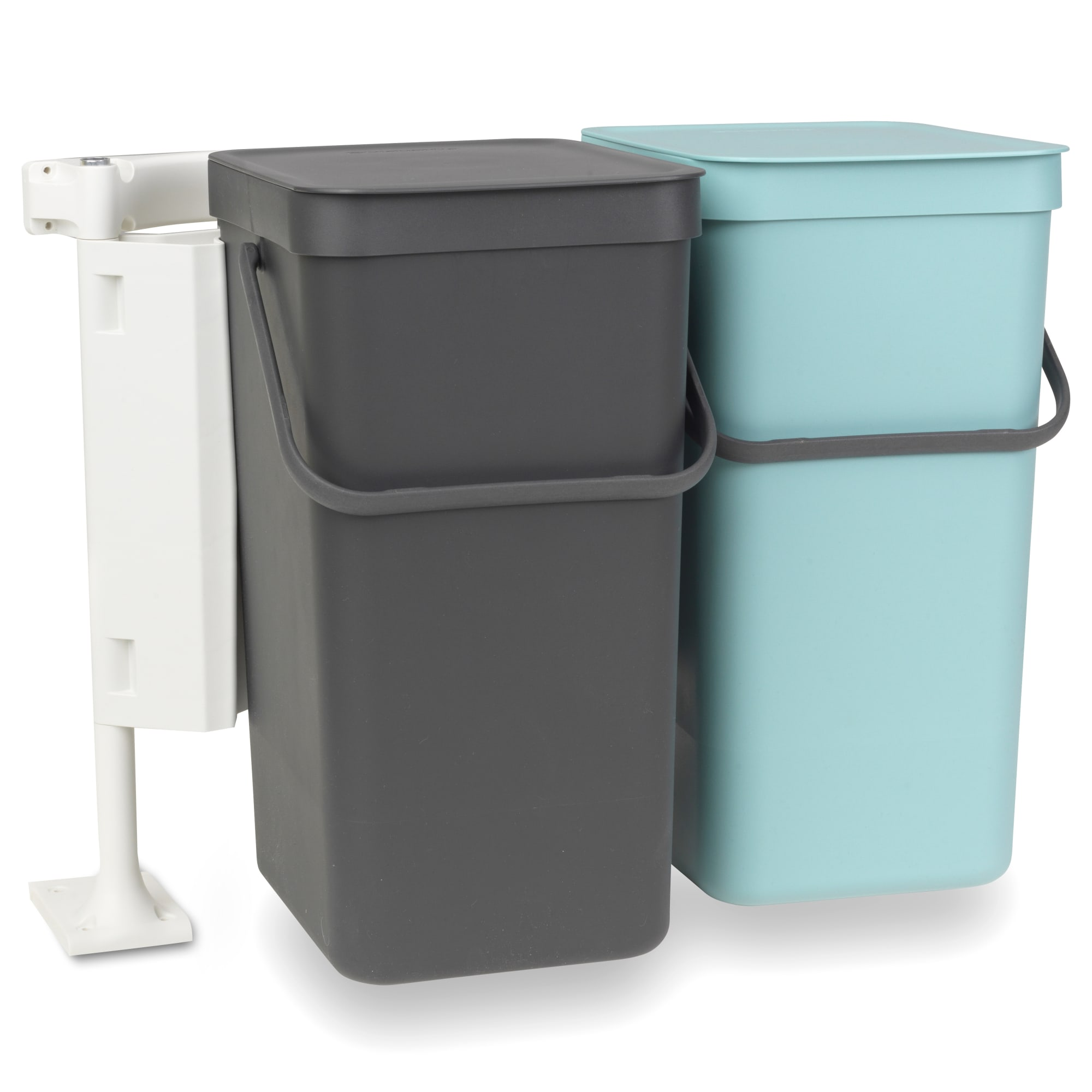 2 x 16 liter - Smart affaldssortering til hjemmet