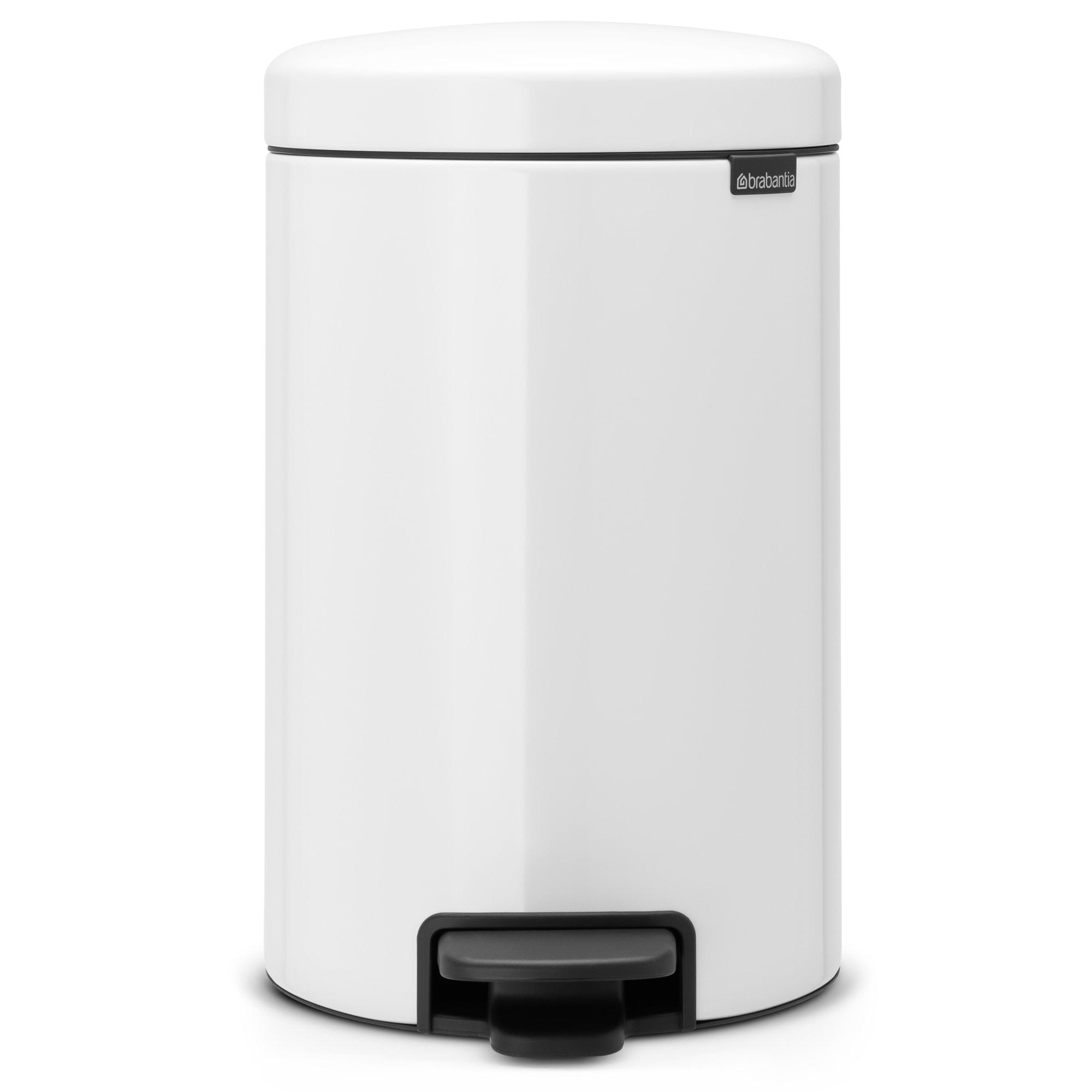12 liter - Inkl. 5 affaldsposer