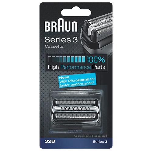 Passer til alle Braun Series 3 barbermaskiner