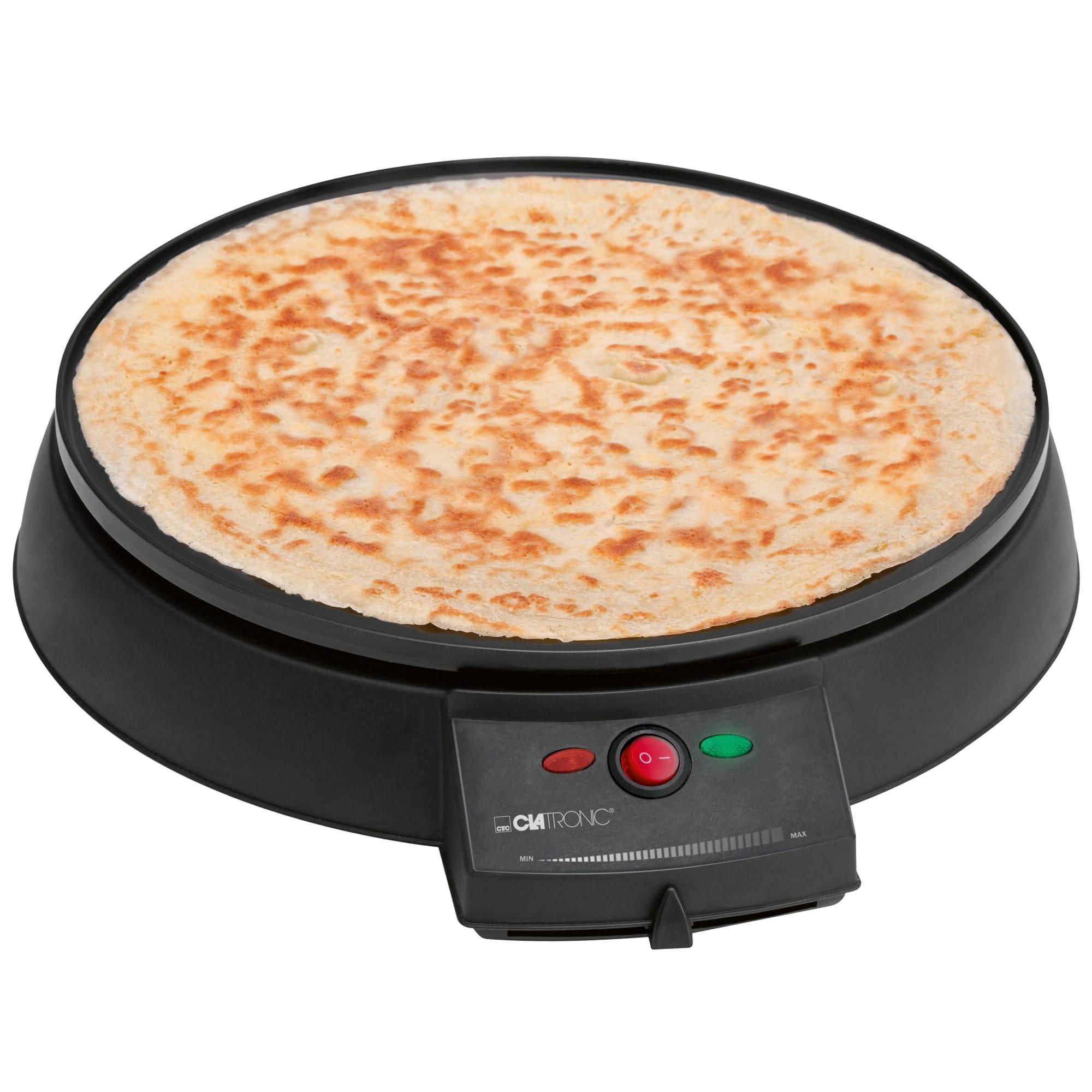 Lav lækre pandekager på kort tid