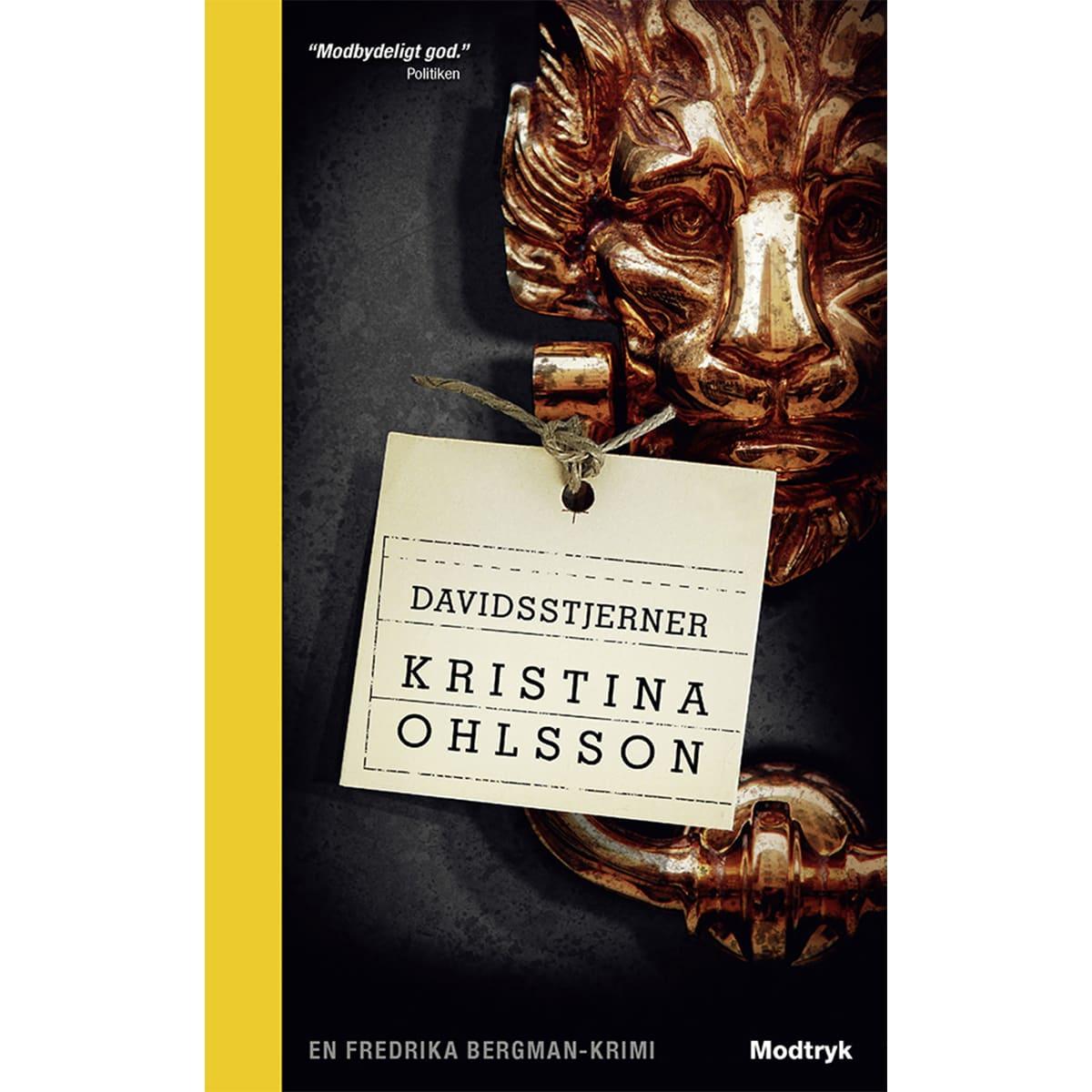 Af Kristina Ohlsson