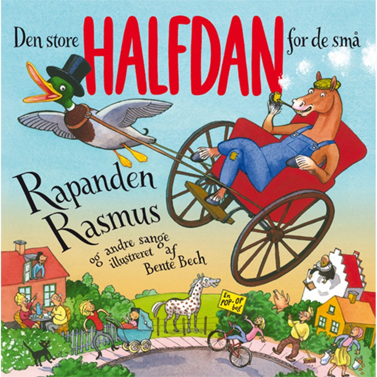 Af Halfdan Rasmussen, ill. af Bente Bech