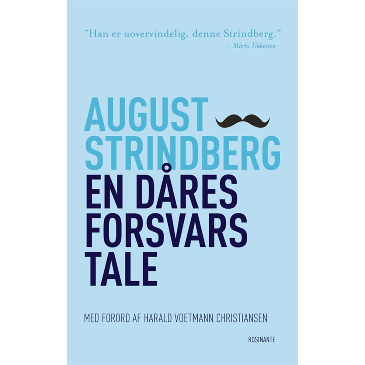 Af August Strindberg
