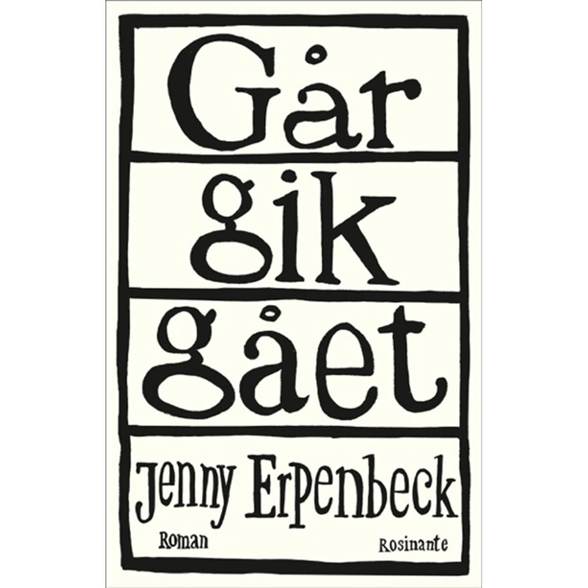 Af Jenny Erpenbeck