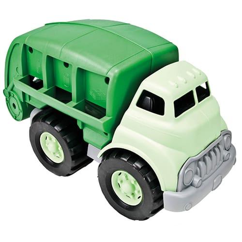 Bæredygtigt legetøj af genbrugsplast