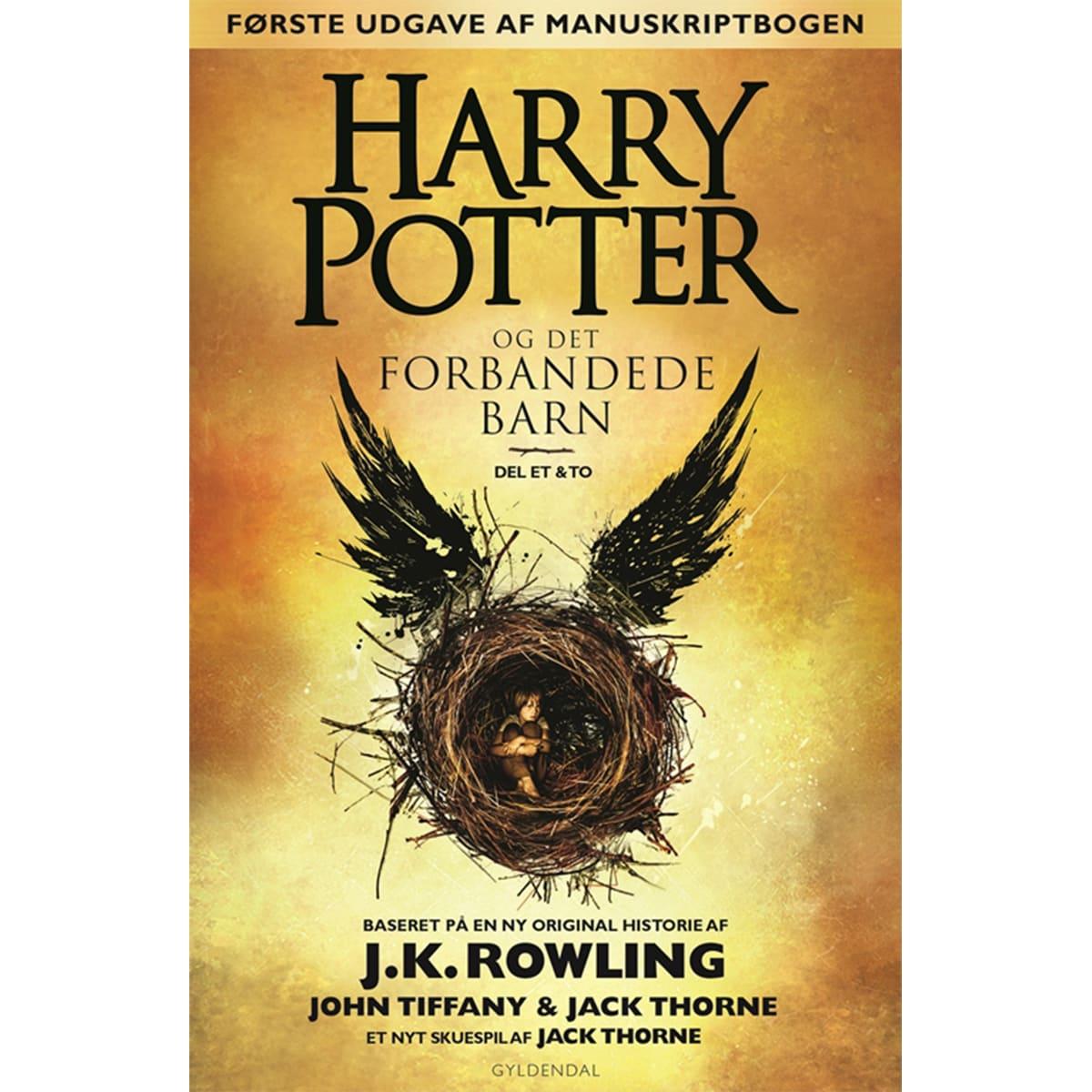 Af J.K. Rowling, John Tiffany & Jack Thorne