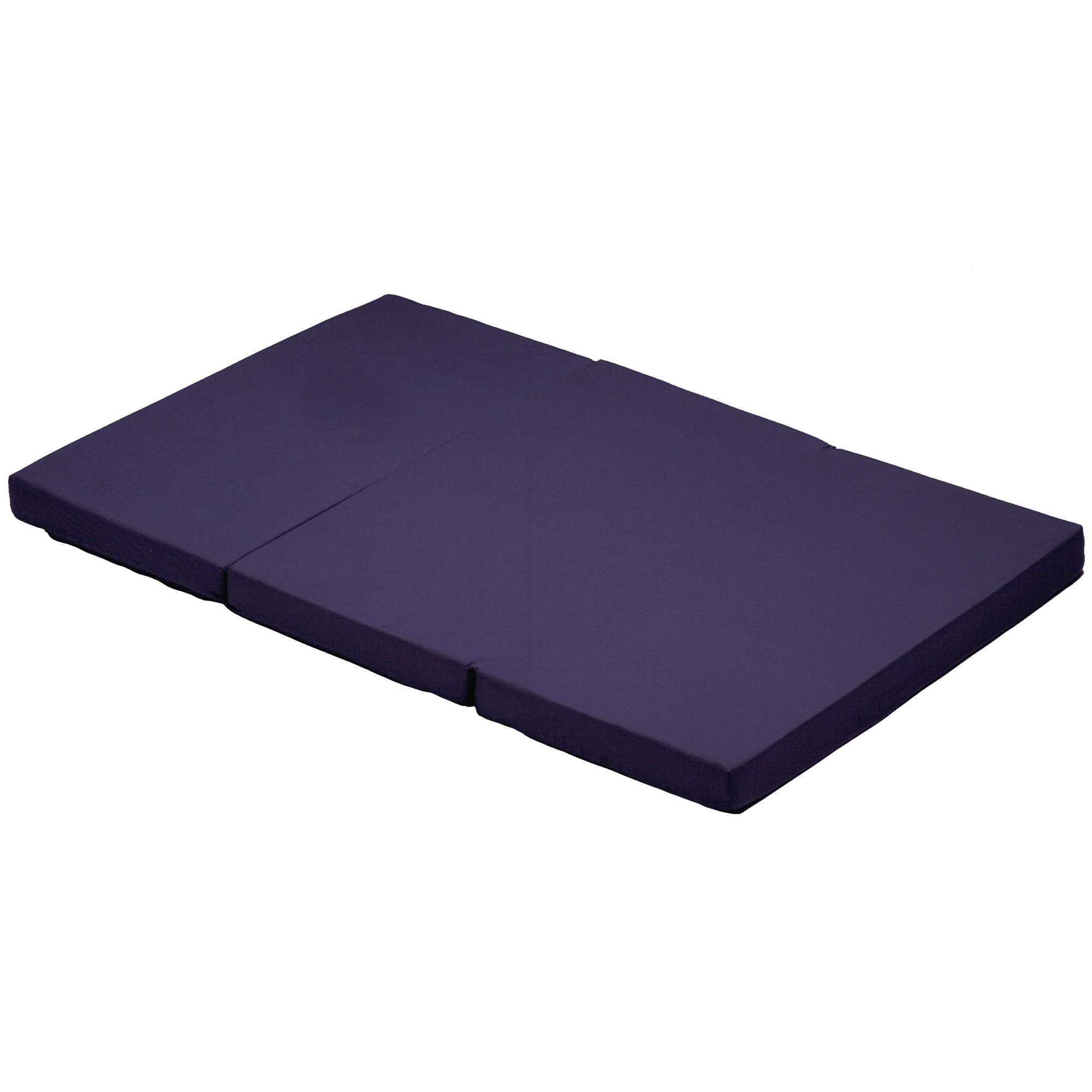 60 x 120 x 6 cm - Skum og polyester - Med transporttaske