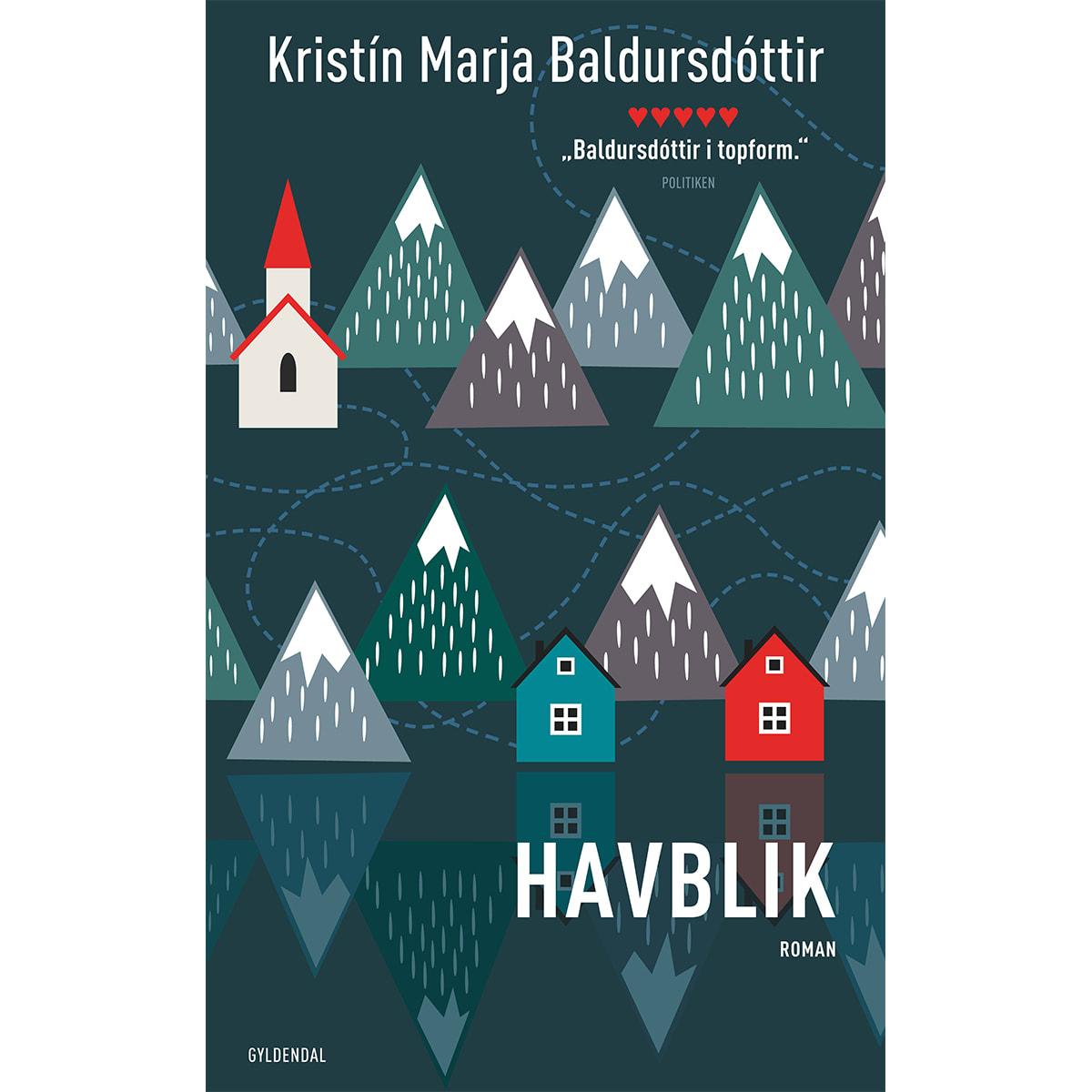 Af Kristín Marja Baldursdóttir
