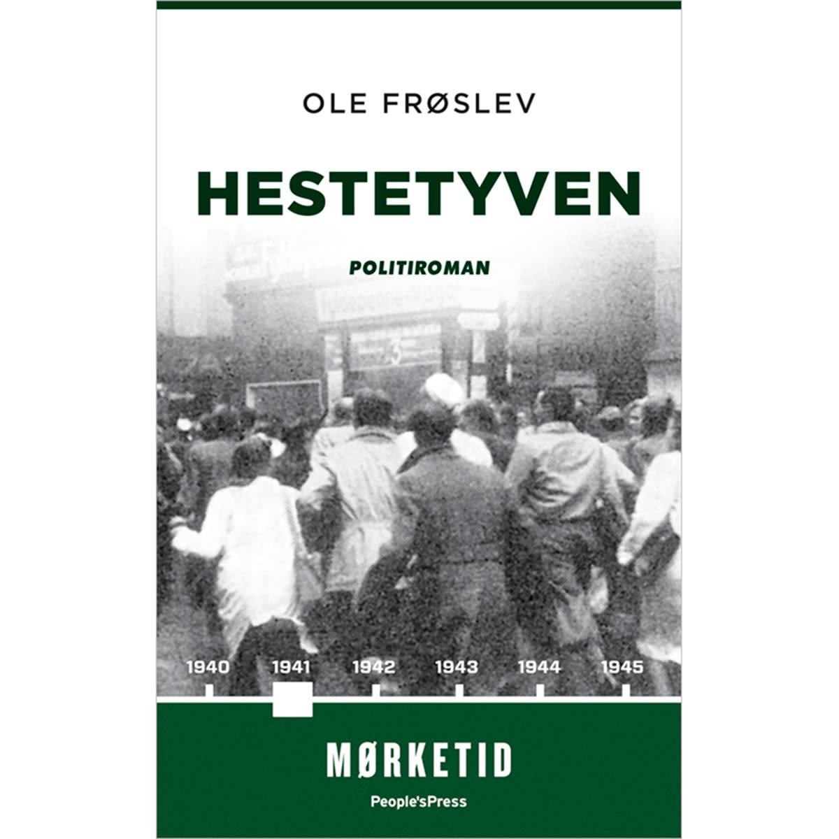 Af Ole Frøslev