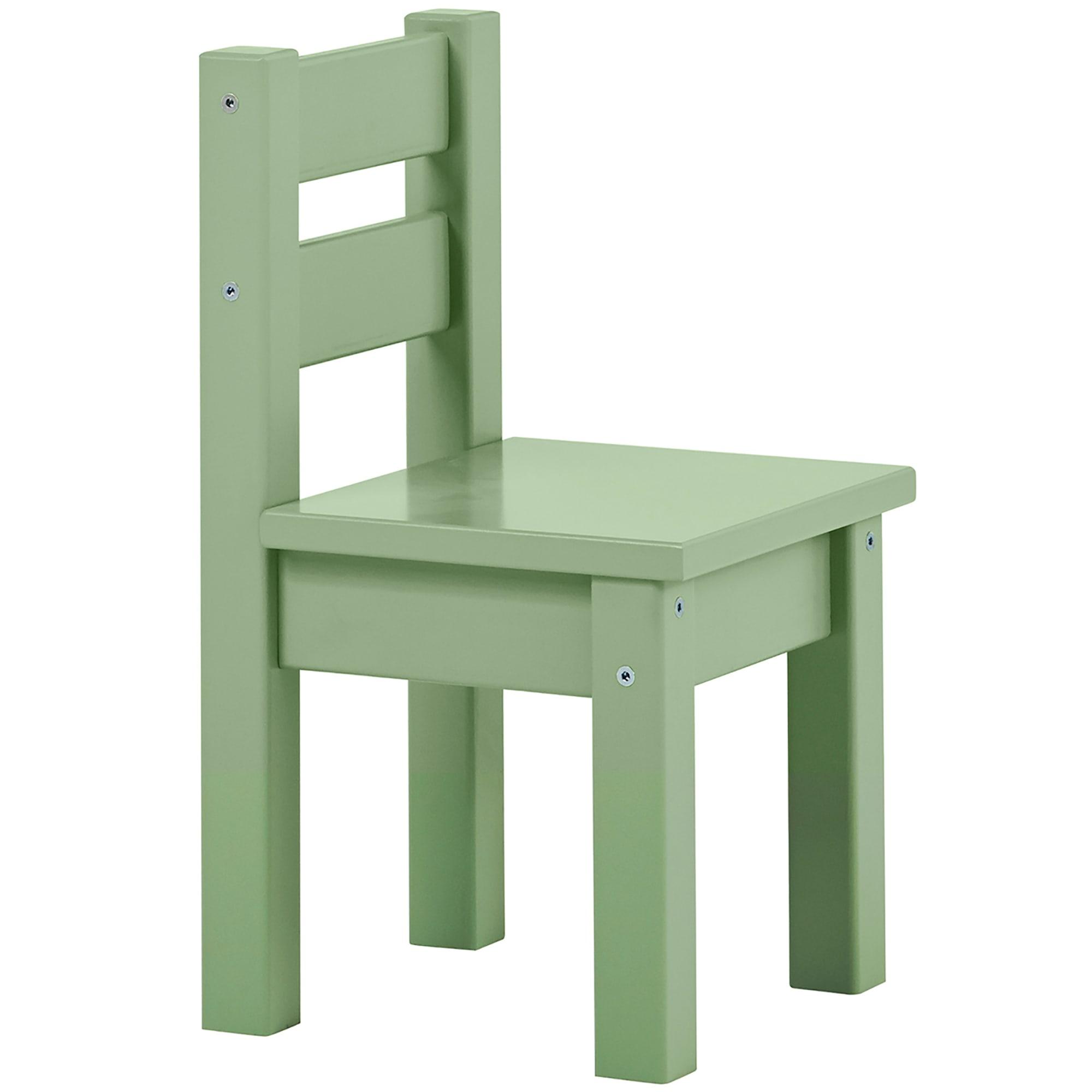 Flot og gennemført stol til børneværelset