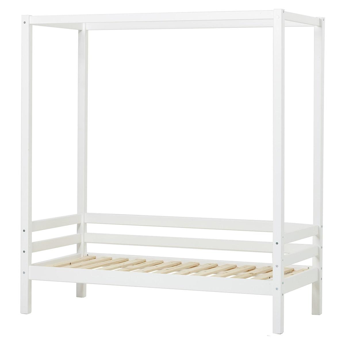 70 x 160 cm - Svanemærket juniorseng - Skab den hyggeligste soveplads