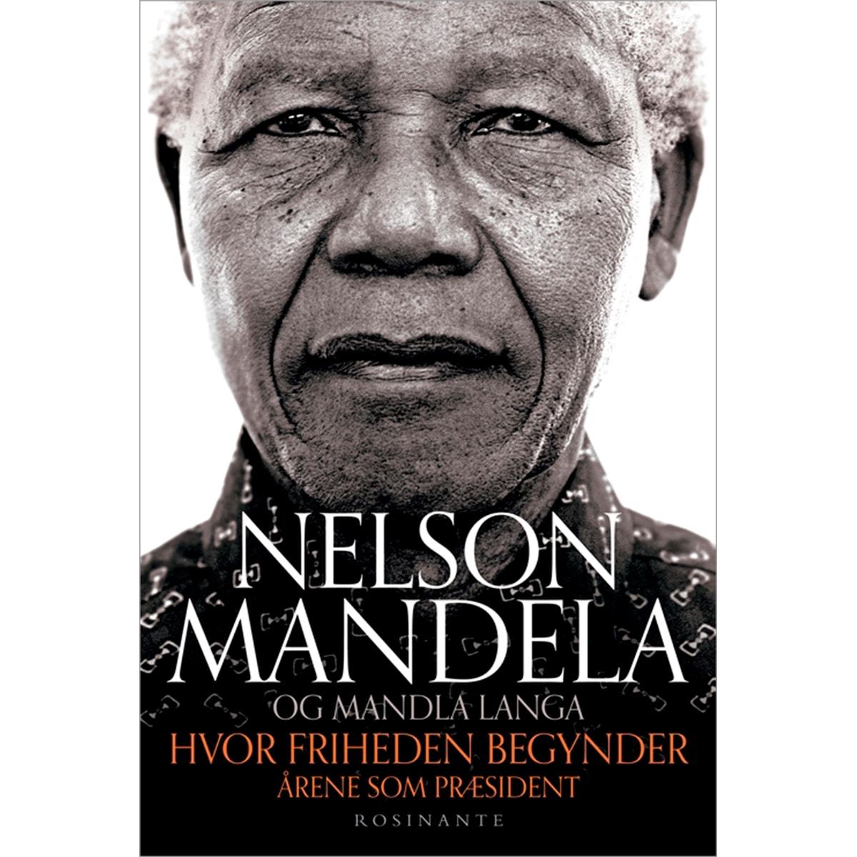 Af Nelson Mandela