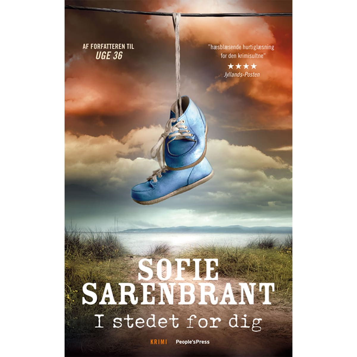 As Sofie Sarenbrant