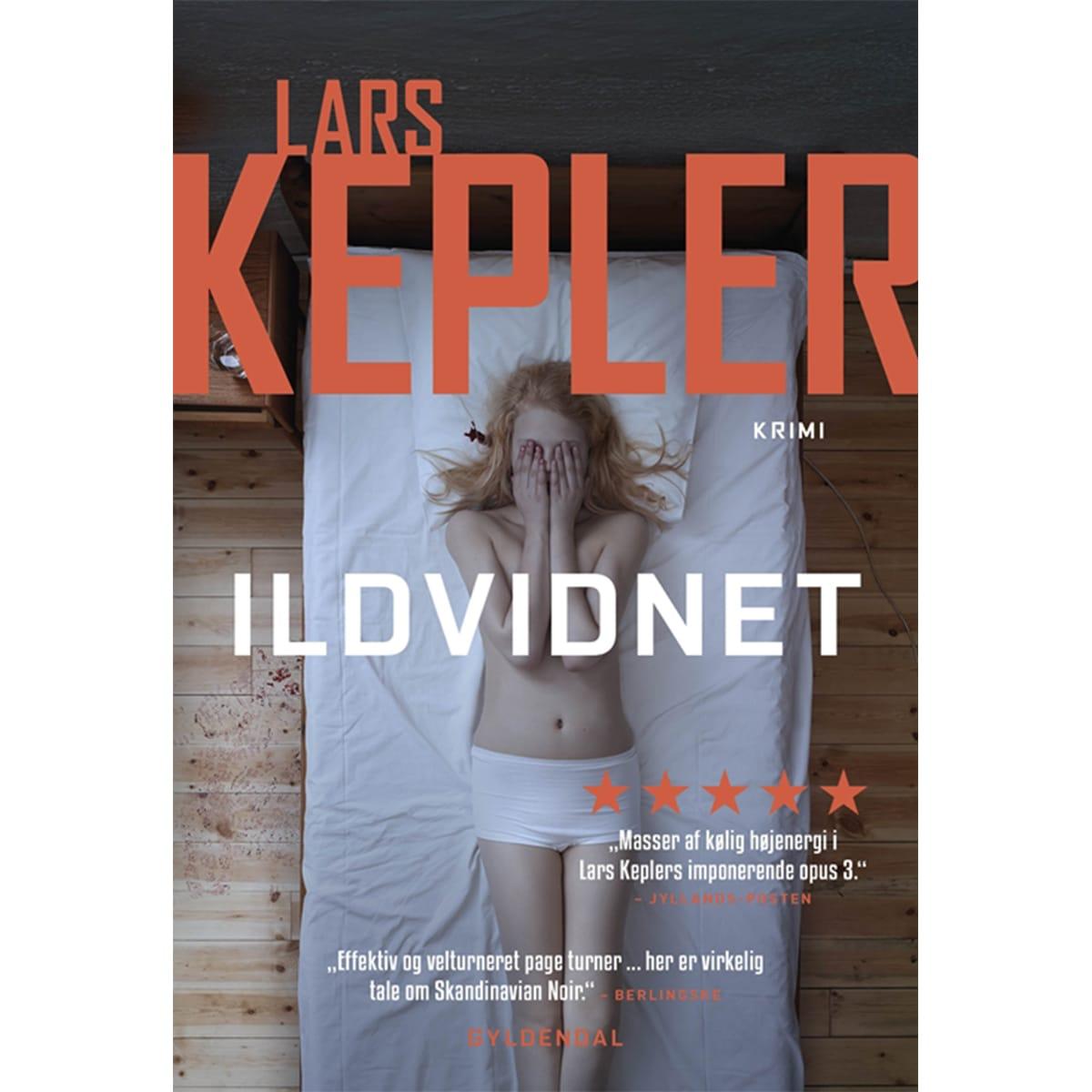 Af Lars Kepler