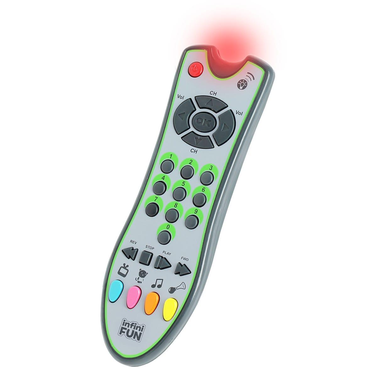 Interaktivt legetøj med lyde og sange