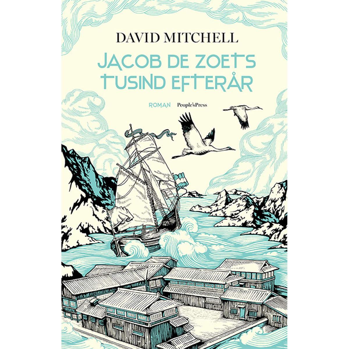 Af David Mitchell