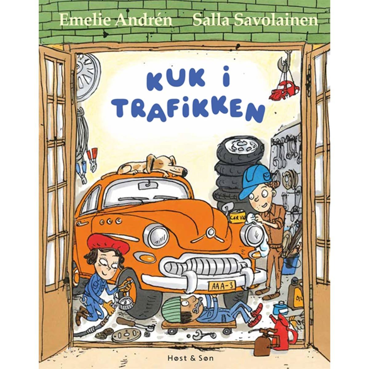 Af Emelie Andrén & Salla Savolainen