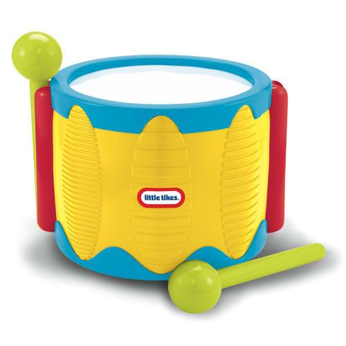 Inspirerer den lille til at eksperimentere med rytmer