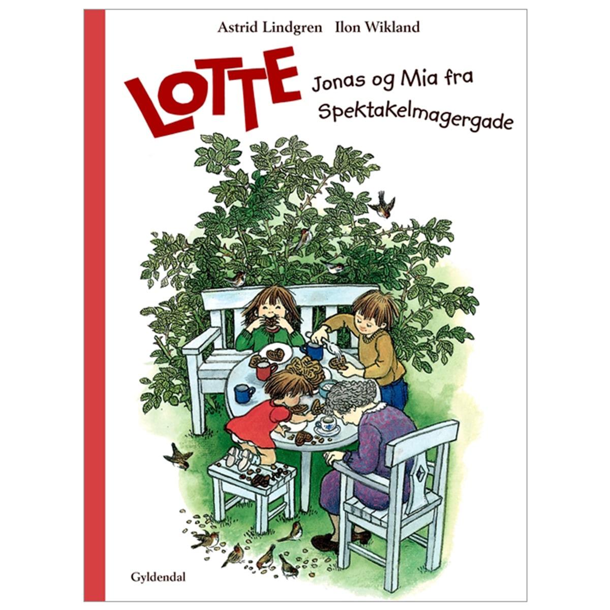 Af Astrid Lindgren & Ilon Wikland