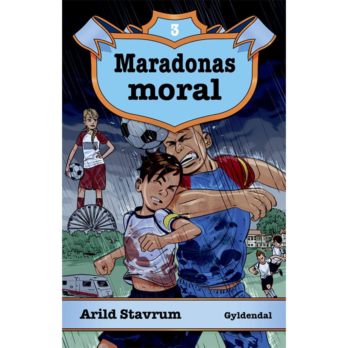 Af Arild Stavrum