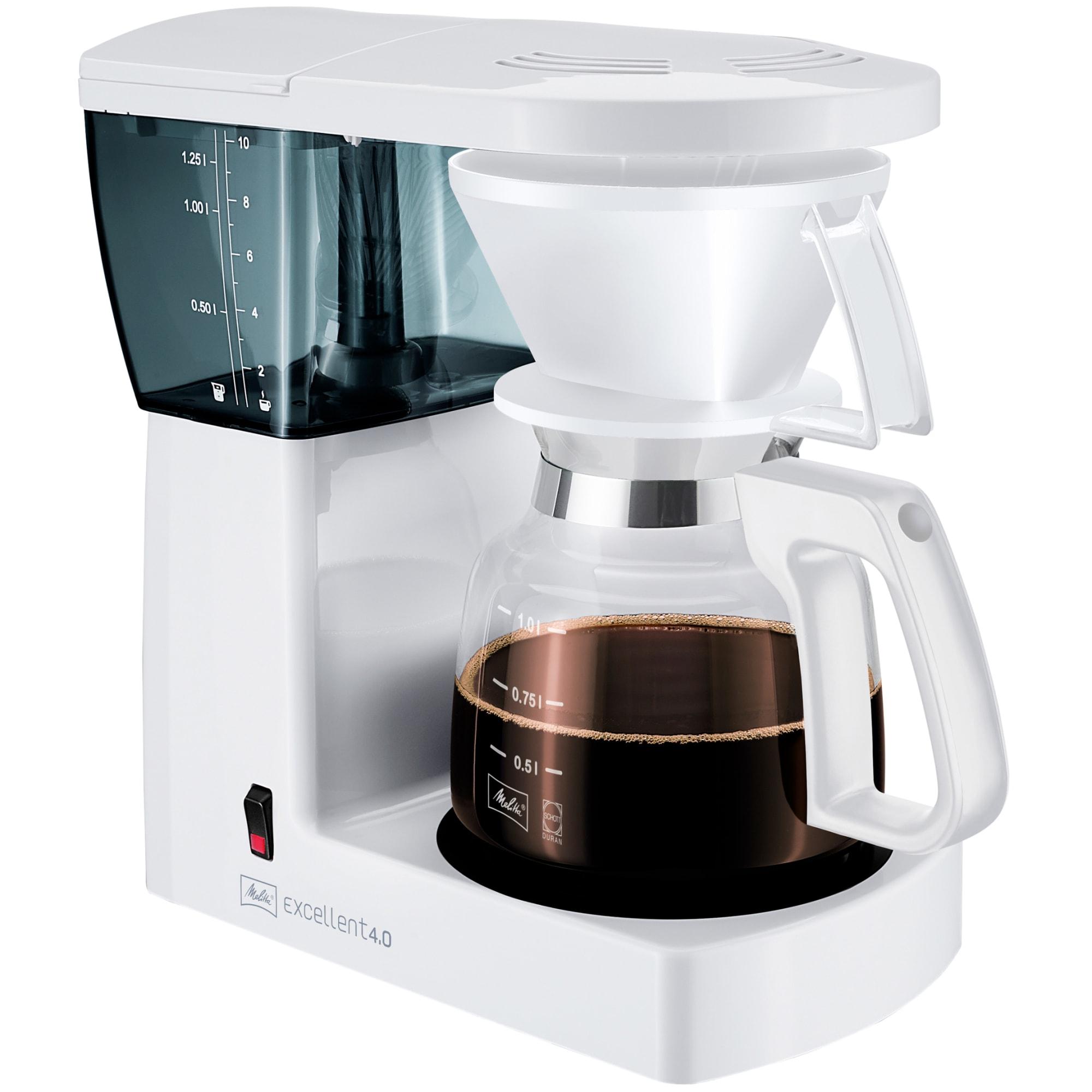 Danmarks mest solgte kaffemaskine - Med drypstop og vandindikator
