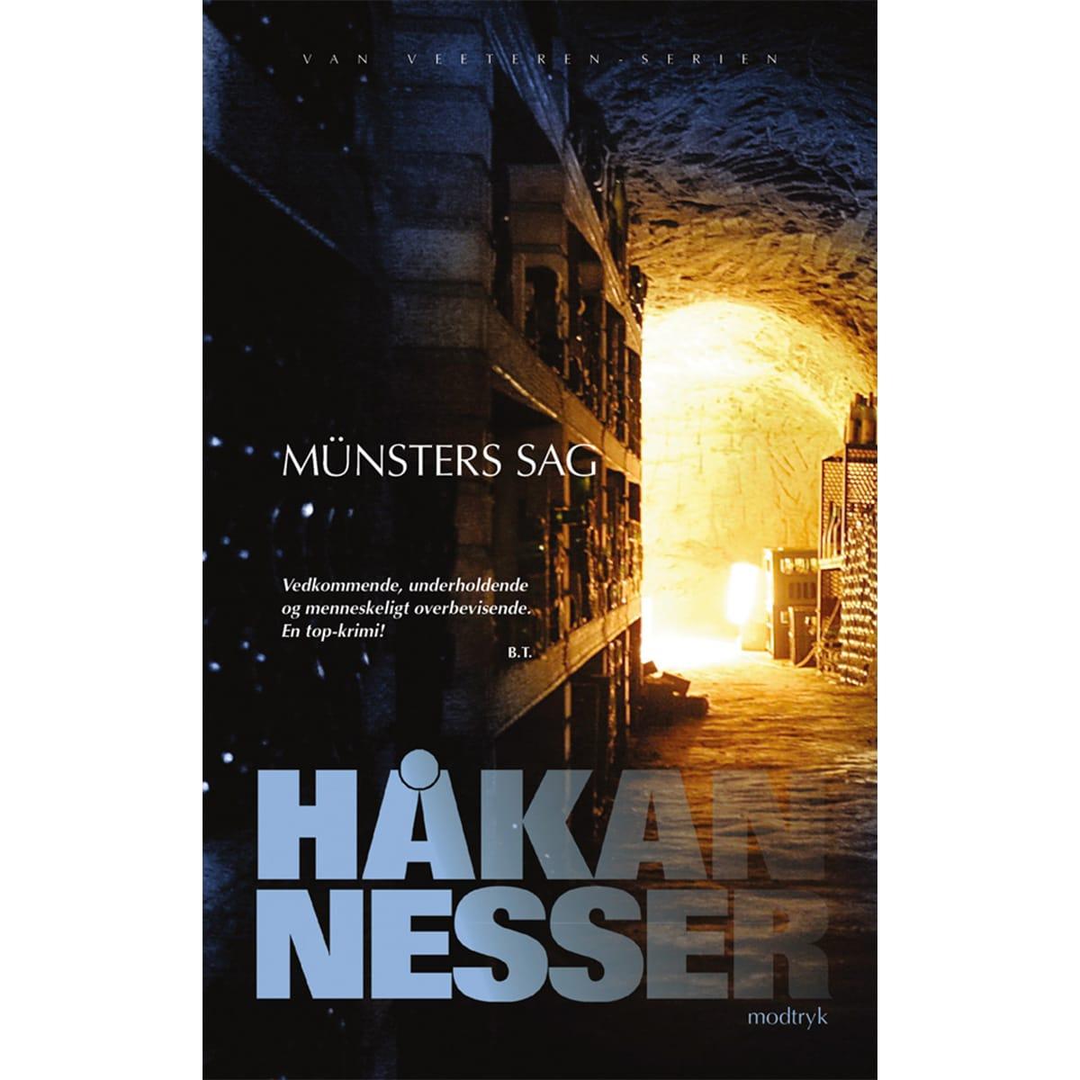 Af Håkan Nesser